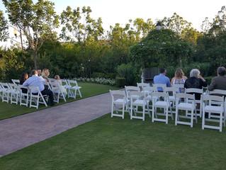 Intimate Wedding, Huge Party!