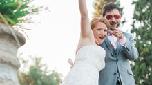 A Wedding Fit for a (Mt. Woodson) Castle!