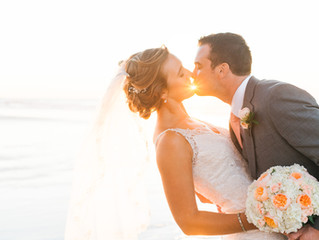 Congratulations Sarah and Dustin!