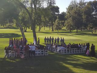 A Sparkling Fallbrook Wedding!
