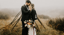 Wolf Feather Honey Farm Wedding!