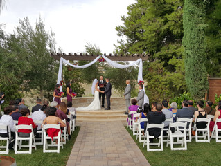 Winery wedding!