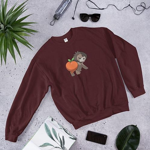 Peachow Unisex Sweatshirt design by @stARTboii