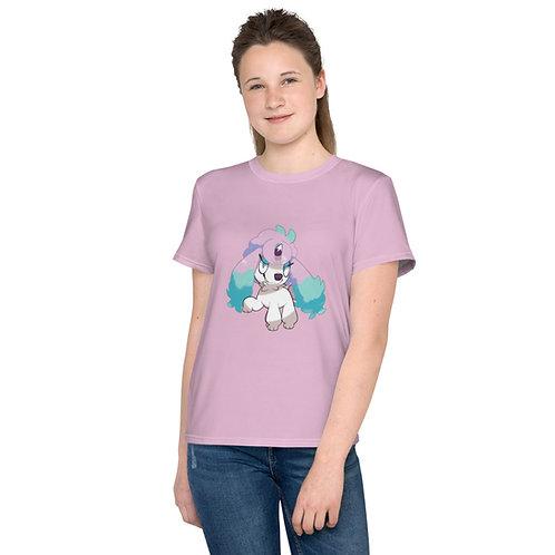 Mimicorn Youth crew neck t-shirt