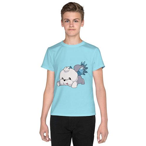 Freatheron Youth crew neck t-shirt