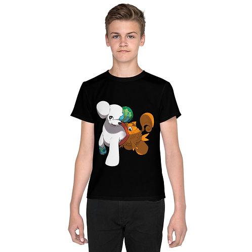 Goldychon Youth crew neck t-shirt