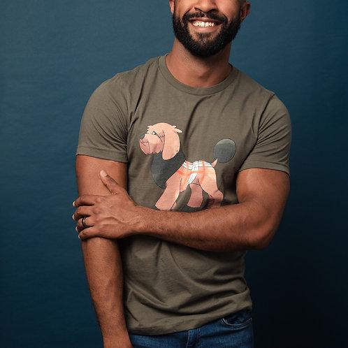 Fur-berry Short-Sleeve Unisex T-Shirt