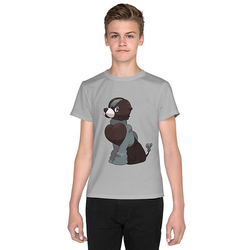 Croongoon Youth crew neck t-shirt