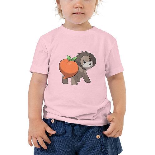 Peachow Toddler Short Sleeve Tee