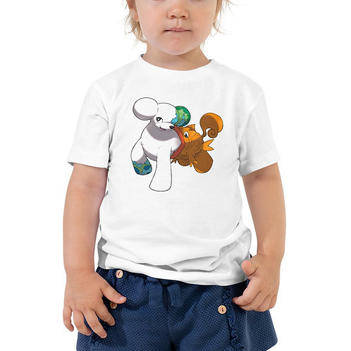 Goldychon Toddler Short Sleeve Tee