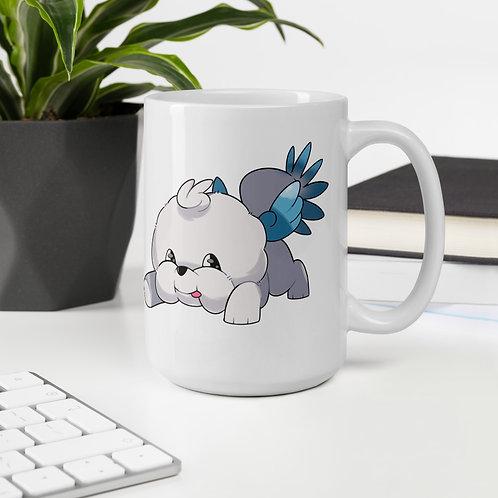 Freatheron Mug designed by @stARTboii
