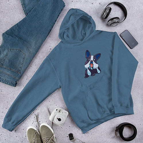 Droolgu Unisex Hoodie design by stARTboii