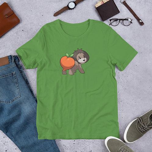 Cronos - Peachow Short-Sleeve Unisex T-Shirt design by @stARTboii
