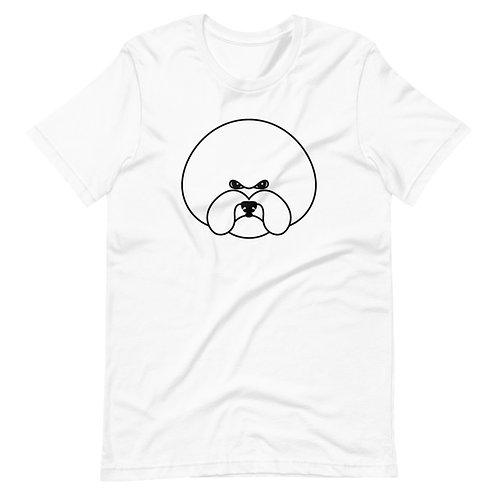 Kameron the Bichon Short-Sleeve Unisex T-Shirt