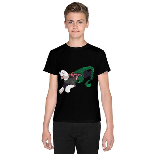 Scorpiochon Youth crew neck t-shirt