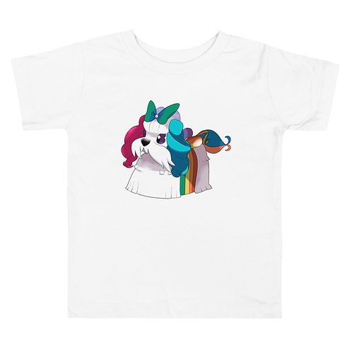 Pride Toddler Premium Tee | Bella + Canvas 3001T