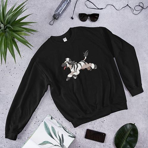 Zebrichon Unisex Sweatshirt