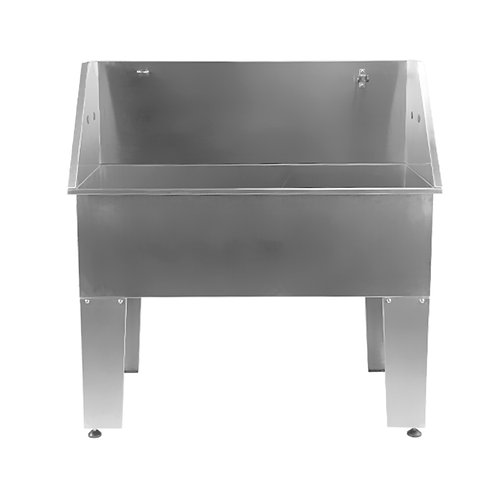 BTS-136 Economical Fully Welded Stainless Tub
