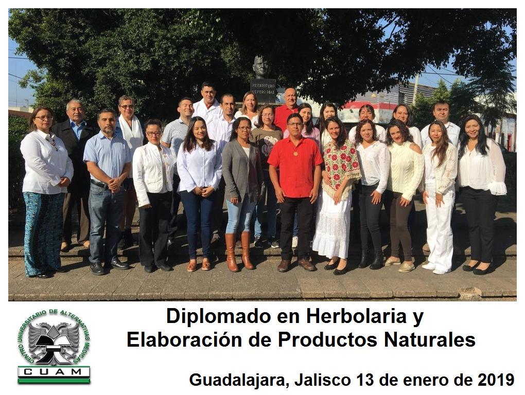 Diplomado Herbolaria