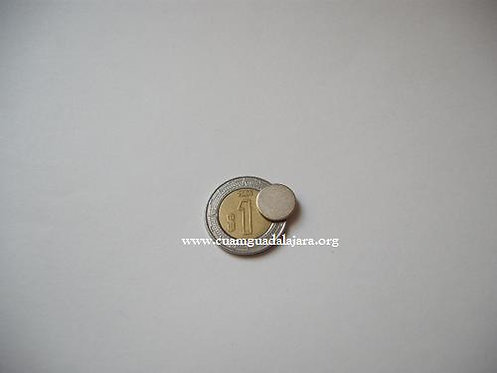 Imanes de 10x1 mm