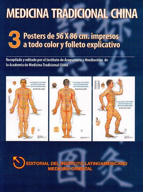 Posters de Acupuntura