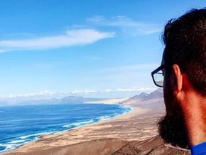 Fuerteventura, a vista de cabra