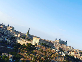 Toledo, las cuestas del infierno