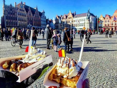 Bélgica: cerveza, panceo y mucho paseo