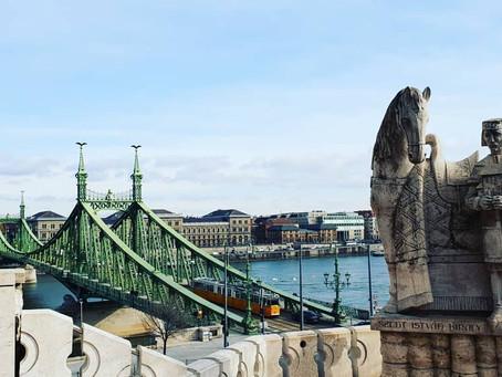 Budapest, una capital que saborear