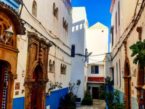 Rabat, África cercana