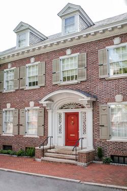 Elegant Brick House