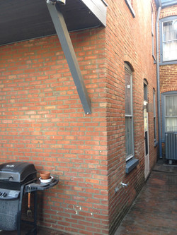 Historic Lime Pointing in Olde Town Lancaster