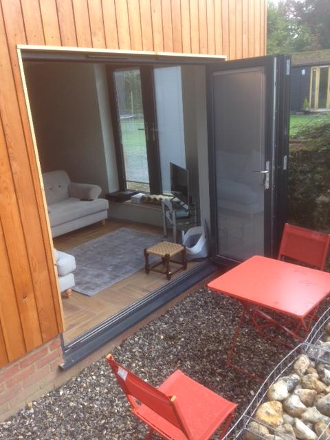 hayloft patio open
