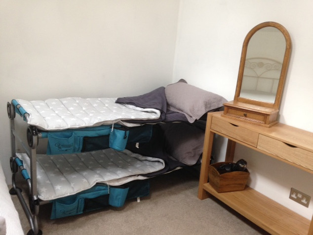 camp bunk beds for children
