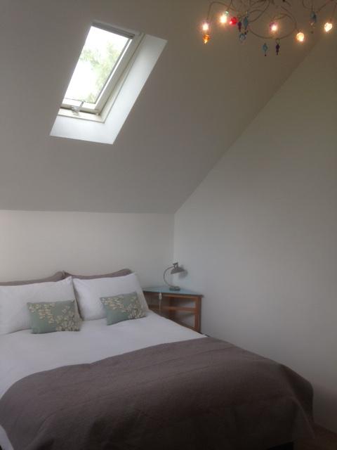 hayloft bedroom 1