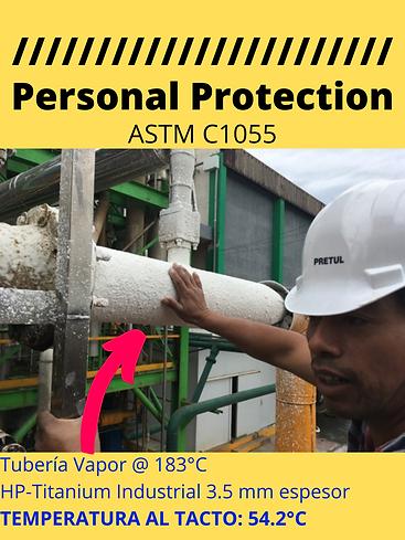 HP-Titanium protección personal, personal protection HP Titanium | Noise Proofing Solutions | Super Aislante | Monterey Nuevo Leon Mexico