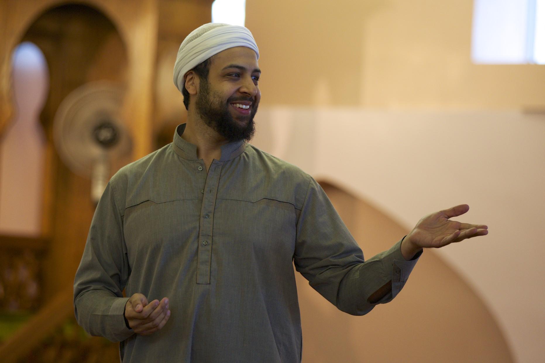 Muslim host