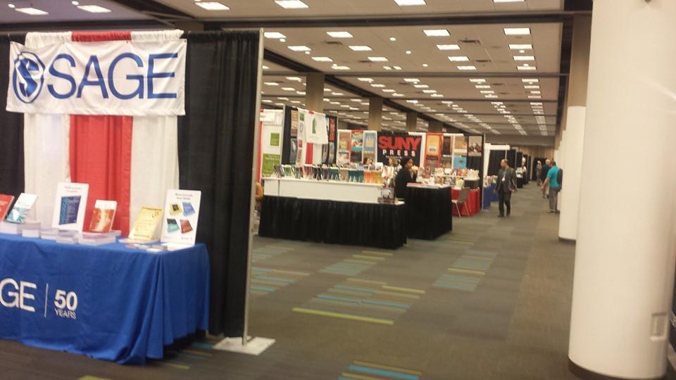 American Academy of Religion conference in Atlanta - Book Store