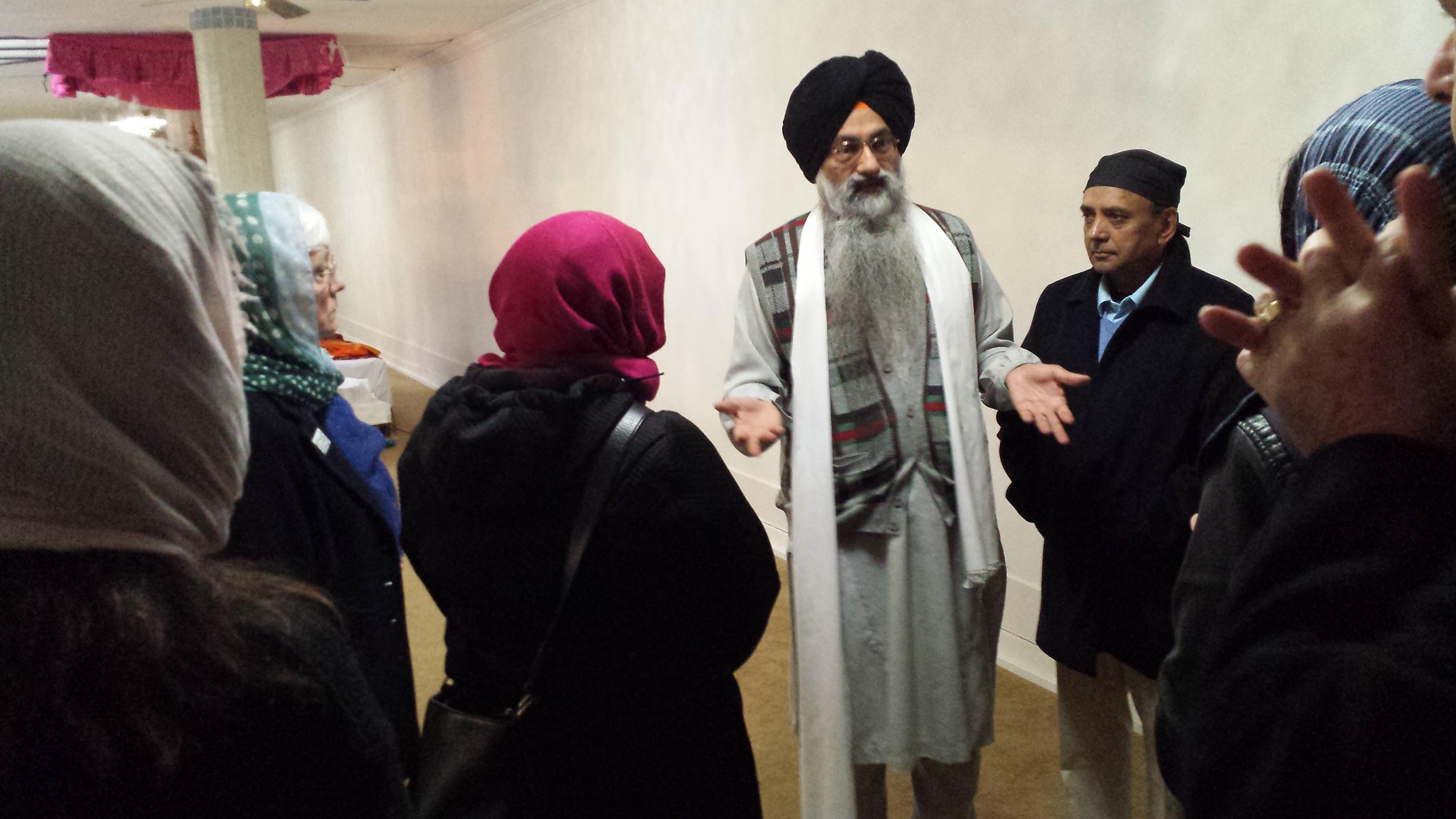Sikh Gurdwara - Vancouver