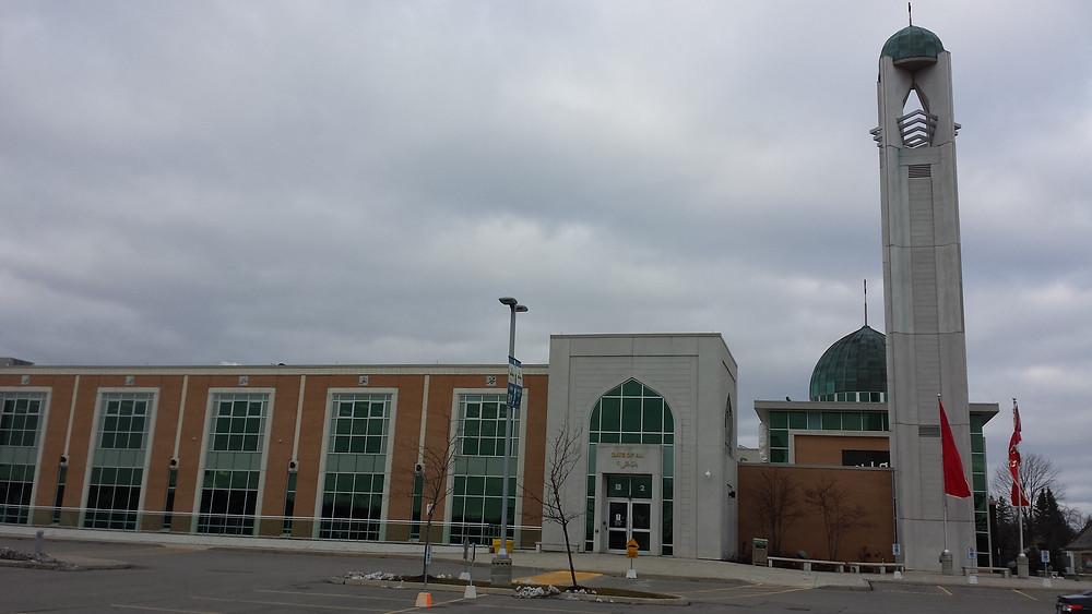 Jaffari mosque - shi'ite (Toronto)