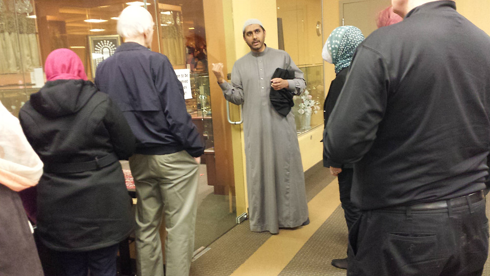 Shia Mosque - Vancouver - World Religions weekend