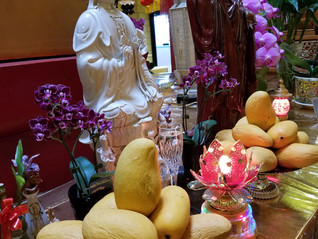 The Meaning of Objects (Buddhist temple)