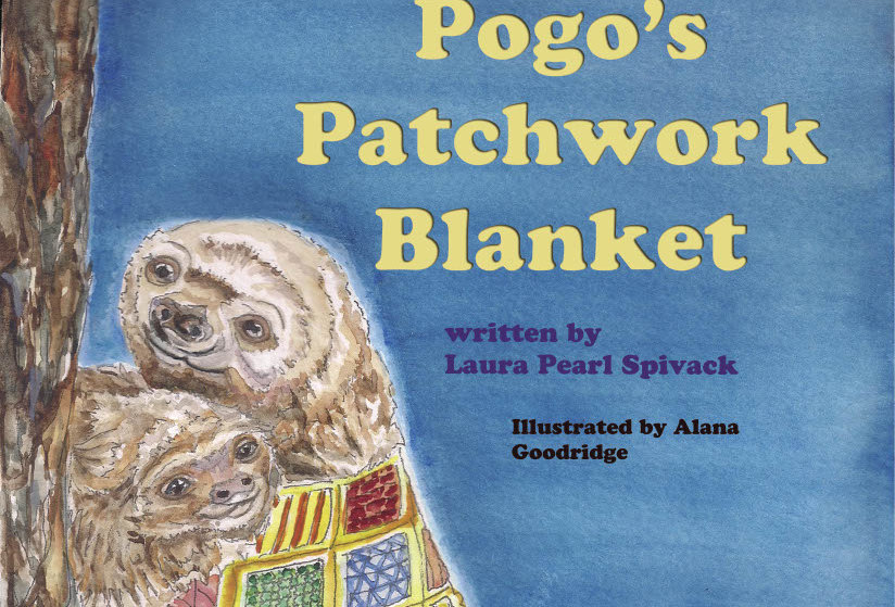 Pogo's Patchwork Blanket