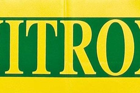 Nitrox Sticker