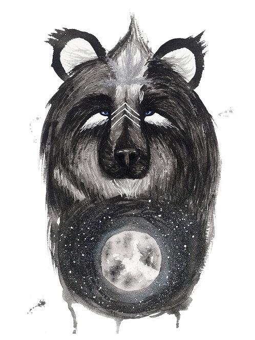 Moon Bear - Print