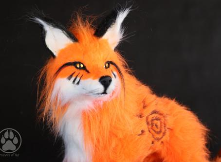 Inside Taiyō the Sunburst Fox