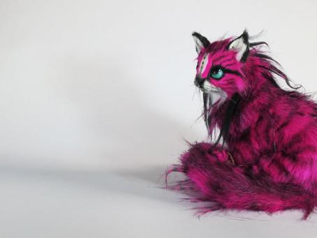 Inside Pyske the Pixie Cat.