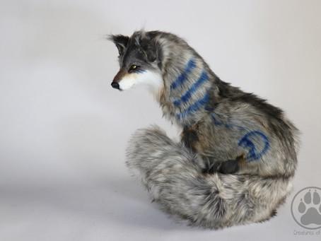 Inside Kupo Rain Dance Wolf