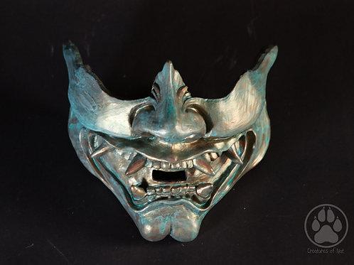 Lower Jaw Hannya Mask - Resin