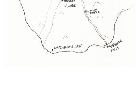 Nanclendara - Alpine Ridge Region